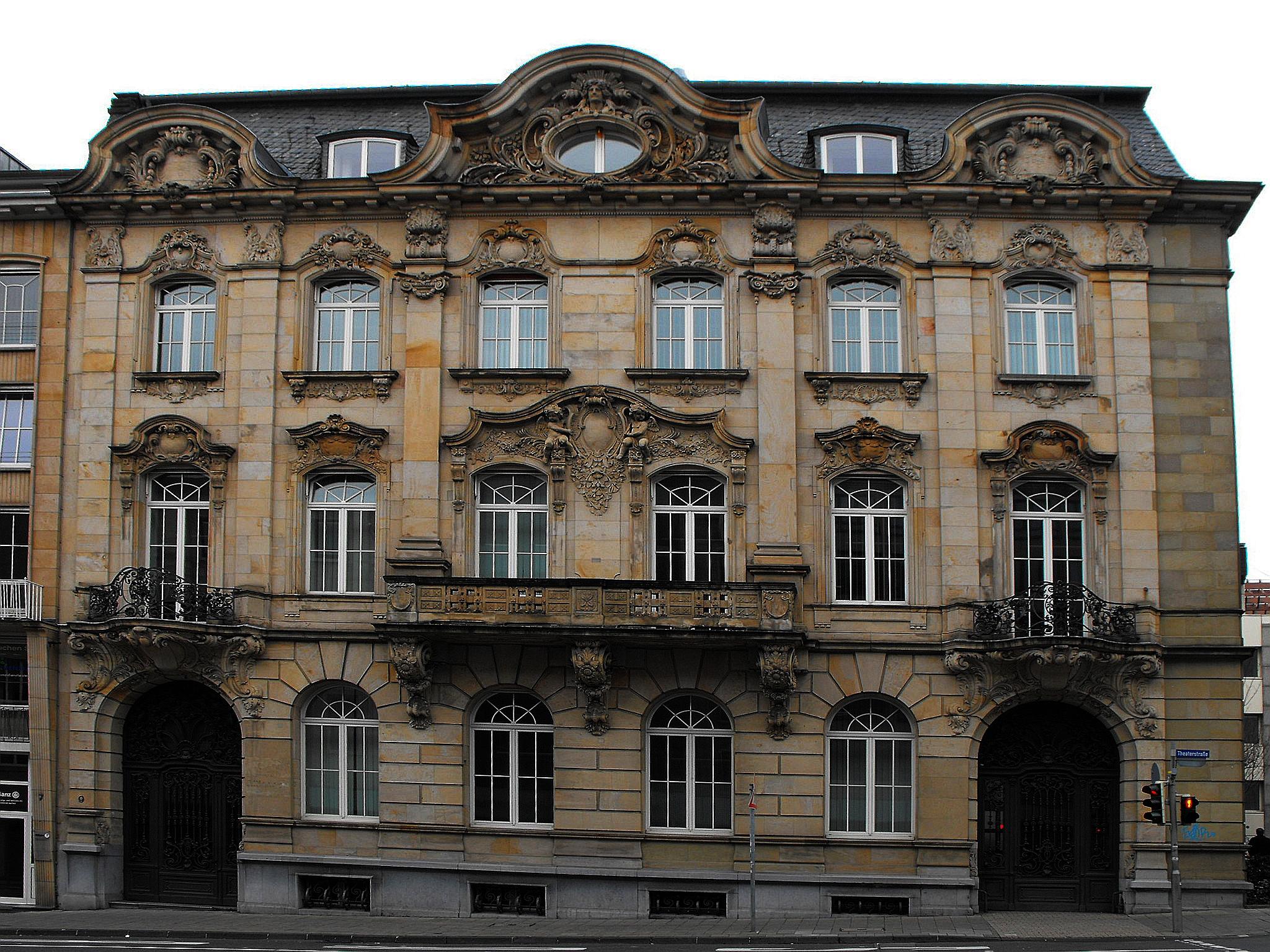 Palaise Suermondt, Aachen